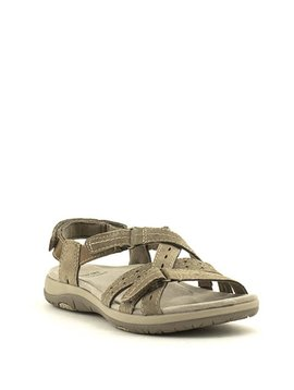 Earth Savoy Sammie Sandal Sedona Brown