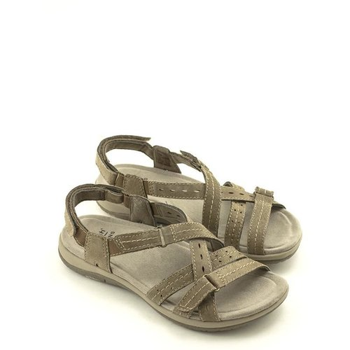 Earth Earth Savoy Sammie Sandal Sedona Brown