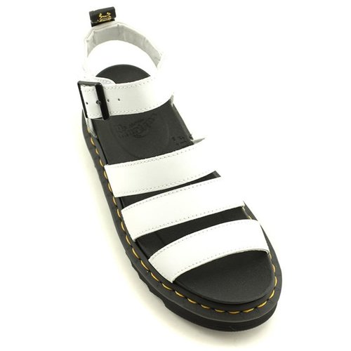 Doc Martens Dr. Martens Blaire Leather Sandal White