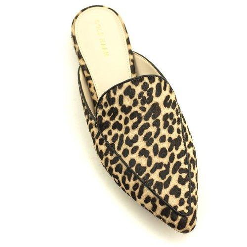 Cole Haan Piper Mule Cheetah Print