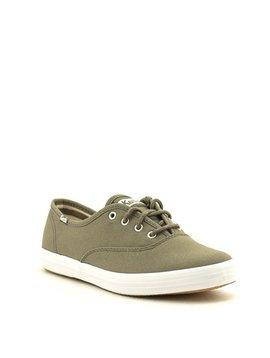 Keds Champion Solids Sneaker Olive