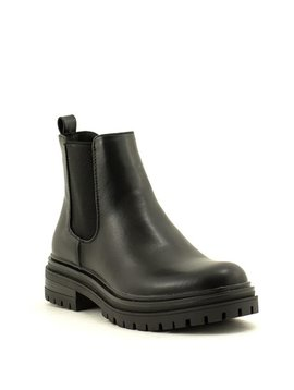Steve Madden Billiee Vegan Chelsea Boot Black