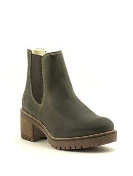 Bos & Co Masi Waterproof Chelsea Boot Olive