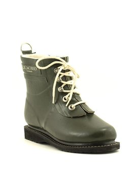Ilse Jacobsen RUB2-41 Rain Boot Army