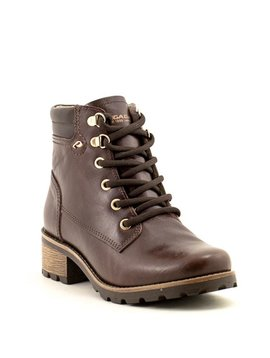 Pegada New Old 6 Eyelet Boot Chestnut