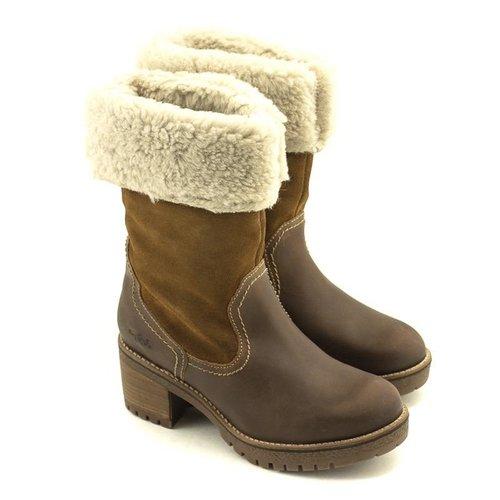 Bos & Co Bos & Co Motive Waterproof Boot Camel