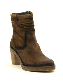 Dorking D7998 Rebe Boot Cuero Oiled Suede
