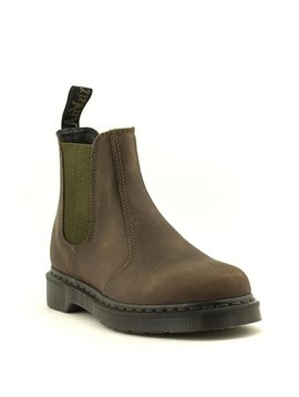 Men's Dr. Martens 2976 POP Crazy Horse Boot Gaucho