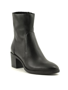 David Tyler Sally80i Leather Boot Black