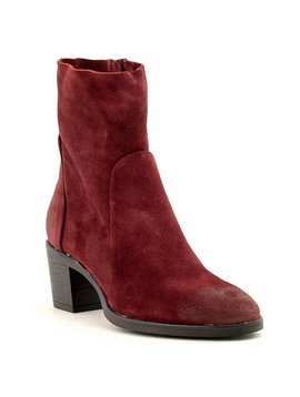 David Tyler Sally80i Boot Rosso Suede