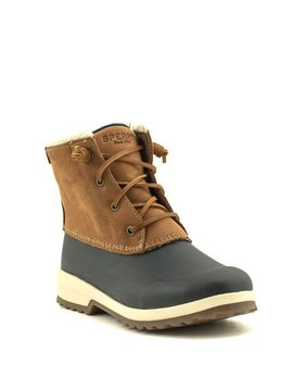 Sperry Maritime Repel Ducky Boot Tan/Navy