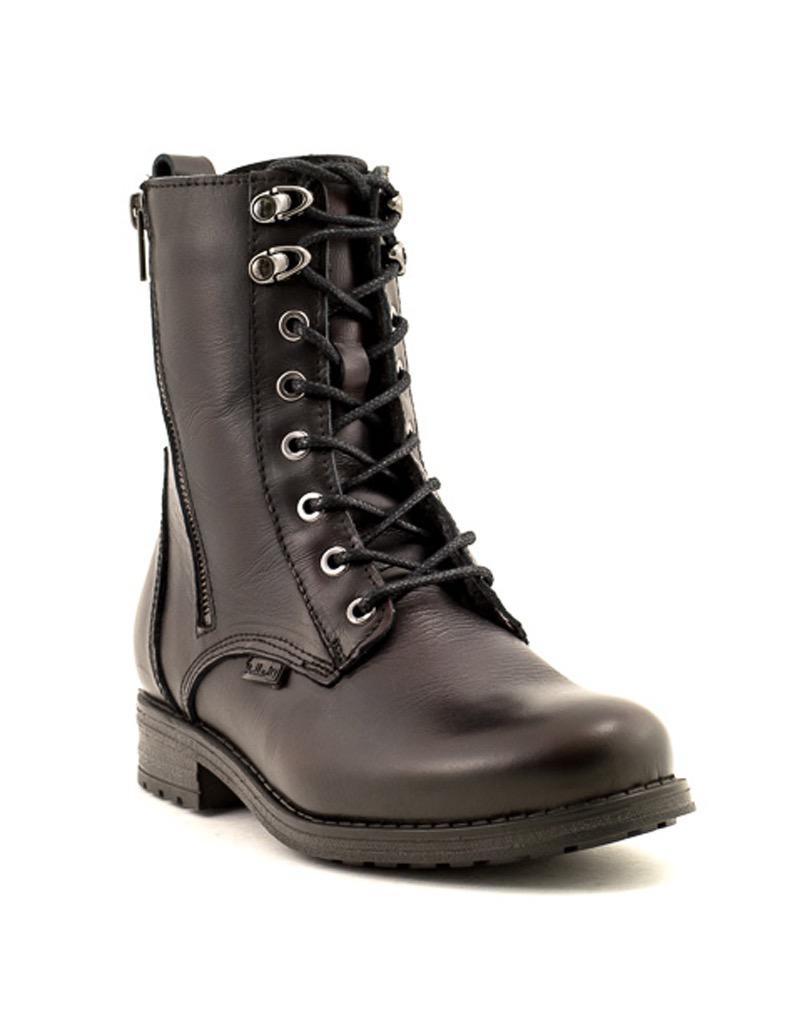 Bulle Bulle 18C187M Lace-Up Boot Bordo