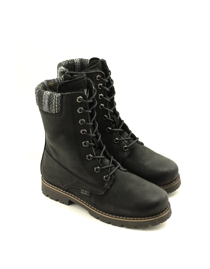 Bulle Bulle 19C145M Ice Cleat Waterproof Boot Black