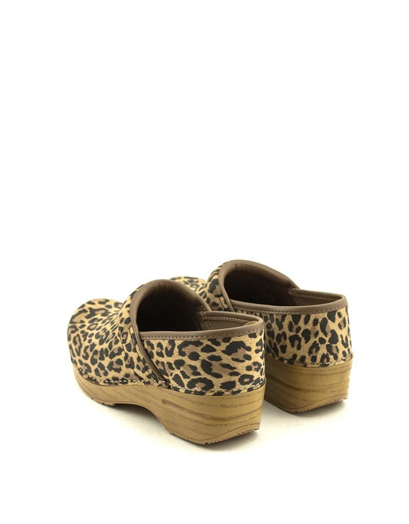 Dansko Dansko Professional Leopard Suede