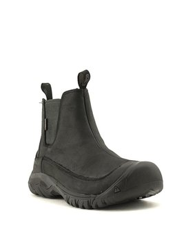 Men's Keen Anchorage Boot Black/Raven