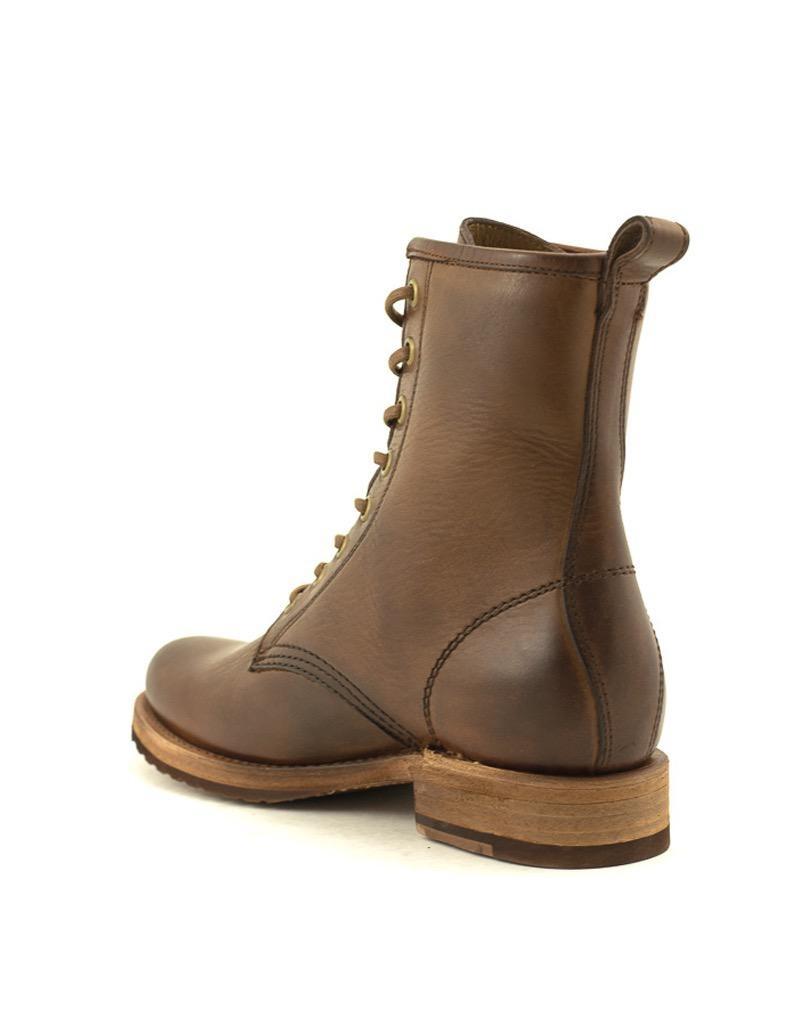 Frye Frye Veronica Combat Boot Caramel