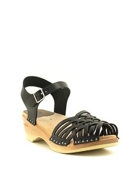 Troentorp Anna Sandal Black/Natural