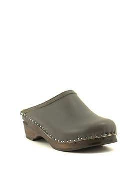 Troentorp Kahlo Clog Grey/Brown