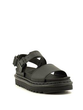 Dr. Martens Voss Sandal Black Leather