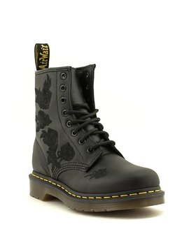Dr. Martens 1460 Vonda Mono Boot Black Leather