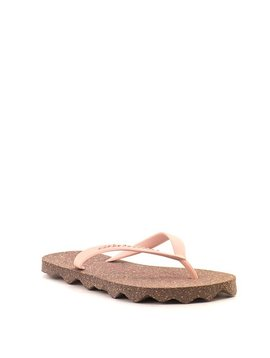 Asportuguesas Base Flip Flop Brown/Pink
