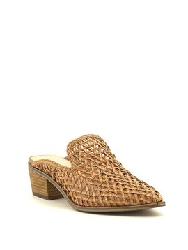 Chinese Laundry Mayflower Mule Natural Woven Leather