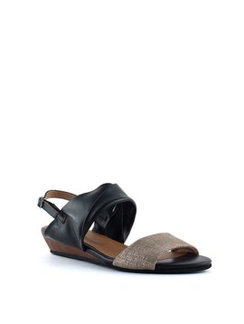 Yuko Imanishi 77225 Sandal Black/Gold