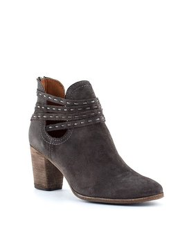 Frye Naomi Pickstitch Shootie Grigio