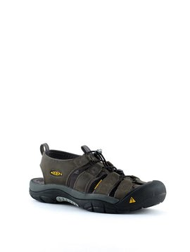 Men's Keen Newport Sandal Grey/Gargoyle