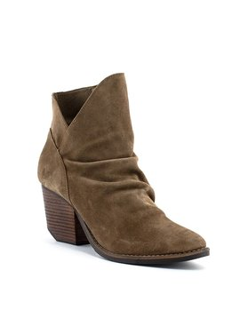 Matisse Society Suede Boot Taupe