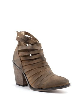 Free People Hybrid Heel Boot Tan