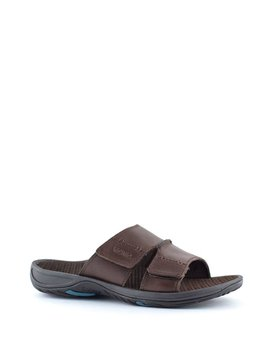 Men's Vionic Jon Sandal Brown