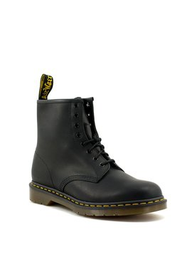 Men's Dr Marten's 1460 Boot Black Greasy