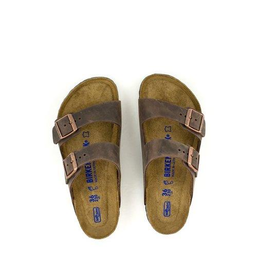 Birkenstock Birkenstock Arizona Havana Soft Footbed Regular Width