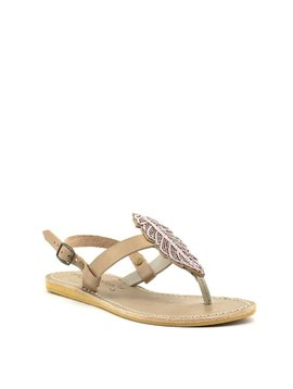 Laid Back London Samui Flat Silky Pink