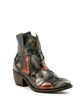 Dkode Joelle Boot Multi Metallic Leather