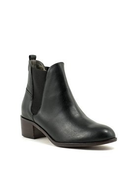 Hudson London Compound Boot Black