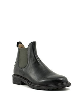 Men's Hudson London Caslon Chelsea Boot Black