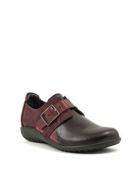 Naot Tane Shoe Bordeaux Vlet Rmba Burgundy