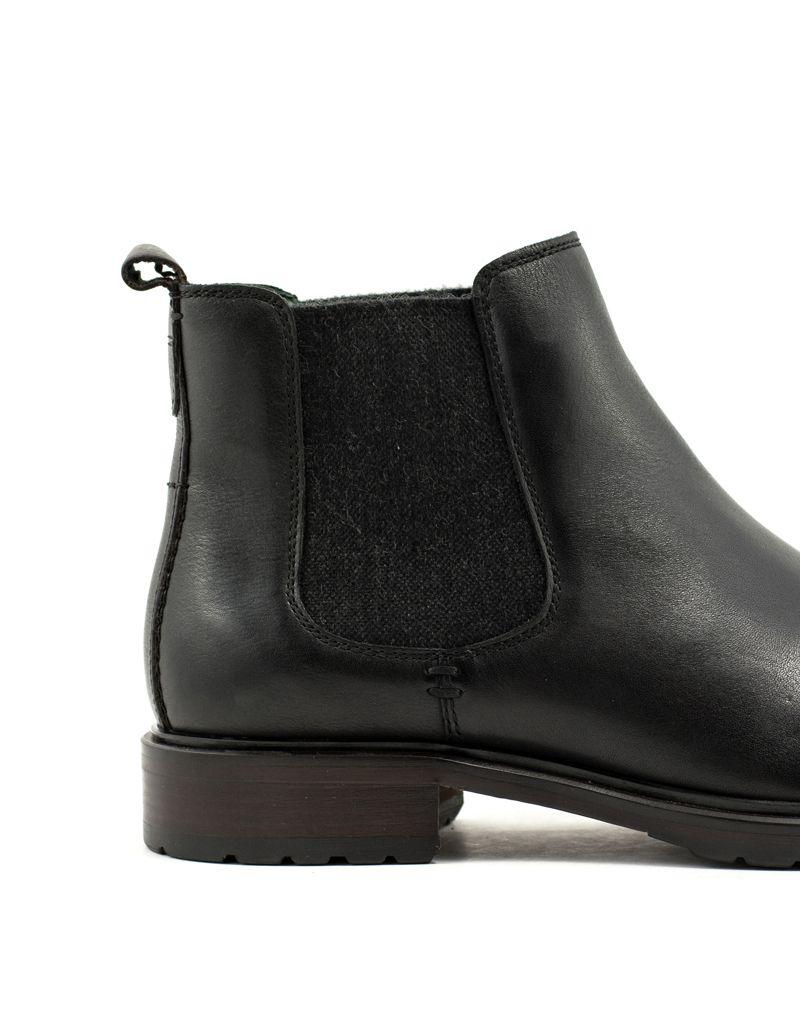4ea790f41 Johnston & Murphy Men's Johnston & Murphy Myles Chelsea Boot Black