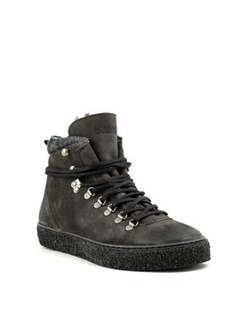 Men's Nobrand Dale High Top Dark Grey