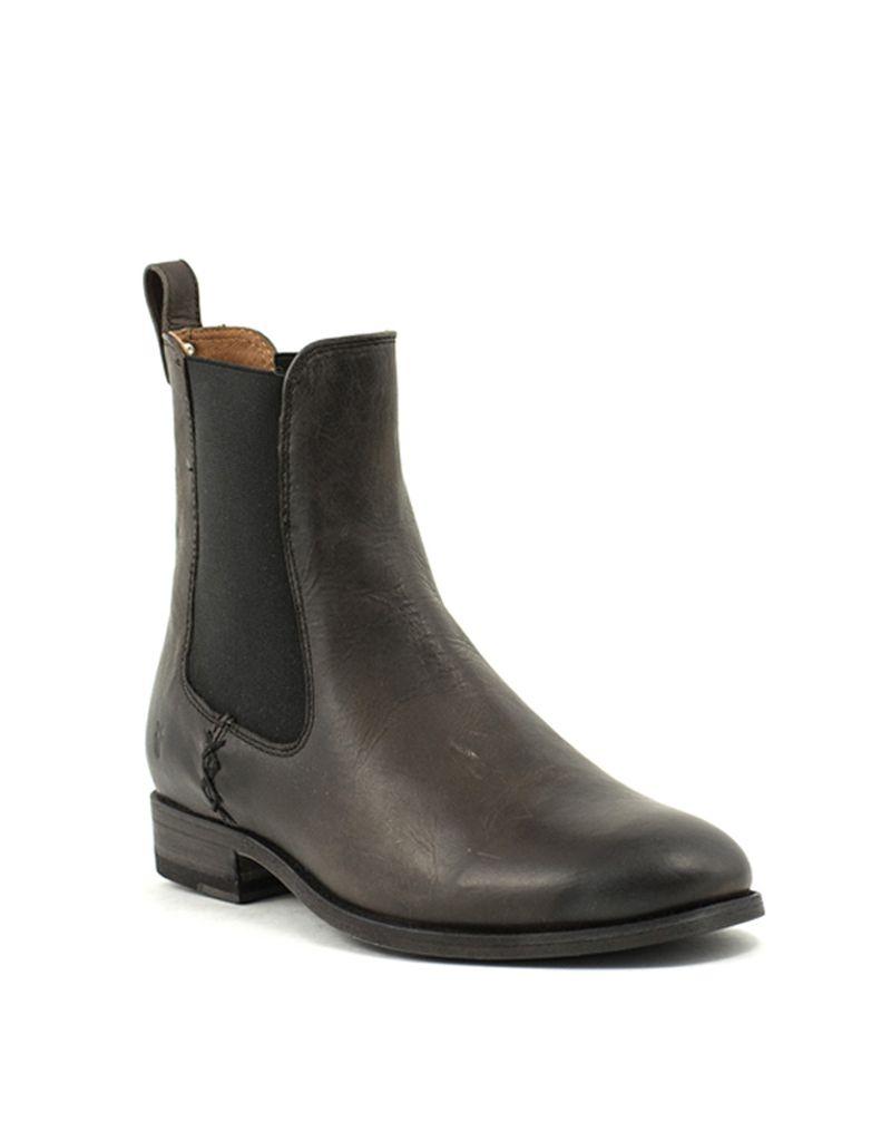 df316542bca Buy Frye Melissa Chelsea Boot Slate Online Now at Shoe La La