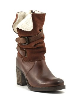 Bos&Co Borne Boot Cognac/Tan