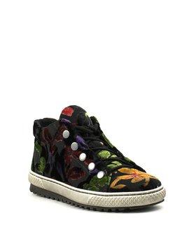 Gabor 73.750.47 Fiore Tess Hi Top Sneaker Multi