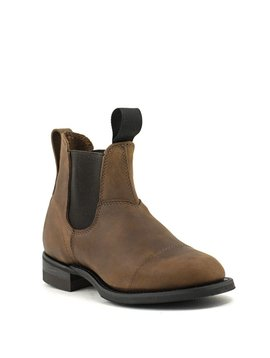 Canada West Romeo 6775 Chelsea Boot Crazy Horse