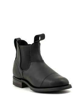 Ladies Canada West 6774 Romeo Chelsea Boot Black