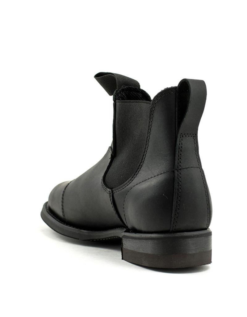 Canada West Ladies Canada West 6774 Romeo Chelsea Boot Black