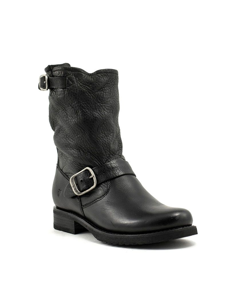 Buy Frye Veronica Short Boot Black