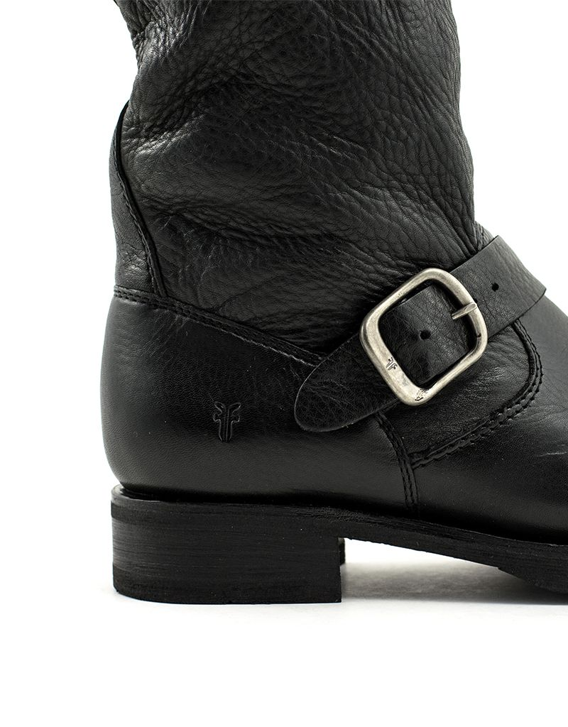 Buy Frye Veronica Short Boot Black Online Now At Shoe La La