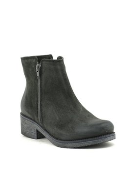 Naot Wander Boot Oily Midnight Suede